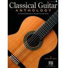 Hal Leonard Classical Guitar Anthology