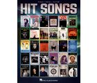 Hit Songs: Piano/Vocal/Guitar Hal Leonard