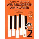 Bosworth Wir musizieren am Klavier Bd.2