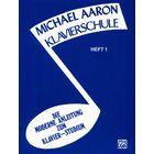 Alfred Music Publishing Aaron Klavierschule 1
