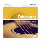 Daddario EJ19 Roundwound Strings Set