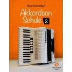 Holzschuh Verlag Neue Akkordeon Schule Bd.2