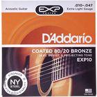 Daddario EXP10