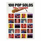 Music Sales 100 Pop Solos for Saxophone