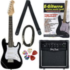 Thomann Junior Guitar Set 1 BK RW