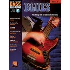 Hal Leonard Bluesbass Play-Along