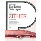 Musikverlag Preissler Kleine Saitenspiel Zither 1