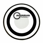 "Aquarian 20"" Performance II Clear Dot B"