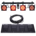 Eurolite LED KLS-200 RGB DMX Bundle