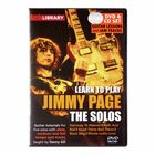 Music Sales Jimmy Page The Solos
