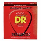 DR Strings Red Devil RDB-45
