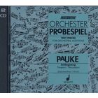 C.F. Peters Orchester-Probespiel Pauke CD