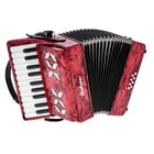 Startone Puck Kids Accordion Red
