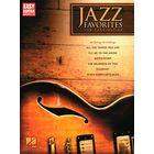 Hal Leonard Jazz Favorites for Easy Guitar