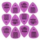 Dunlop Tortex III Riffle 1.14 Pack