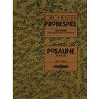 C.F. Peters Orchester Probespiel Posaune
