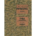 C.F. Peters Orchester Probespiel Tuba