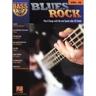 Hal Leonard Bass Play-Along Blues-Rock