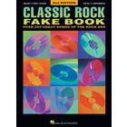 Hal Leonard Classic Rock Fake Book - 2nd E