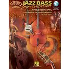 Hal Leonard Jazz Bass Improvisation