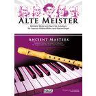 Hage Musikverlag Alte Meister Rec Piano