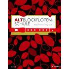 Schott Altblockflötenschule