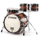 Sonor SQ2 Set Walnut Brown Burst