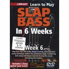 Music Sales Slap Bass In 6 Weeks - Week 6