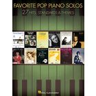 Hal Leonard Favorite Pop Piano Solos