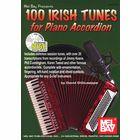 Mel Bay 100 Irish Tunes Accordion