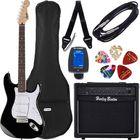 Fender SQ Bullet Strat RW BK Bundle1
