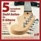 C.Giant Electric Guitar Strings 5 Sets