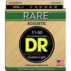 DR Strings Rare Acoustic RPML 11