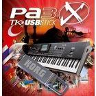 Korg PA-3X TK USB-Stick