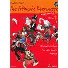 Schott Mauz Fröhliche Schule 1+CD Neu