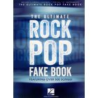Hal Leonard Ultimate Rock Pop Fake Book