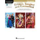 Hal Leonard Frozen Tangled Trumpet