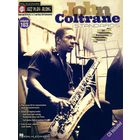 Hal Leonard Jazz Play-Along: John Coltrane