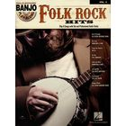Hal Leonard Banjo Play Along Folk Rock