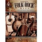Hal Leonard Today's Folk Rock Hits-Guitar