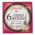 Kampana Bouzouki Strings 6 Semi Light