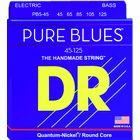 DR Strings Pure Blues Bass Medium 45-125
