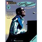 Hal Leonard Jazz Play Along Stevie Wonder