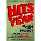 Wise Publications Hits of the Year Ukulele