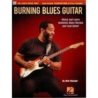 Hal Leonard Burning Blues Guitar
