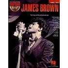 Hal Leonard Guitar Play Along James Brown