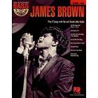 Hal Leonard Bass Play-Along James Brown