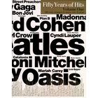 Wise Publications Fifty Years Of Hits: Volume 1