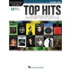Hal Leonard Top Hits Violin