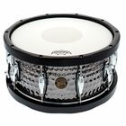 "Gretsch 14""x6,5"" Black Hammered Sn. WH"